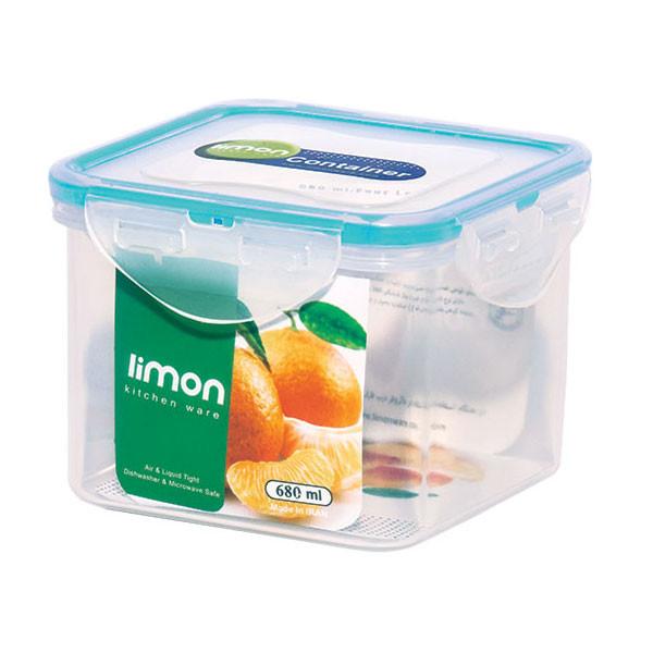 ظرف نگهدارنده لیمون کد 803