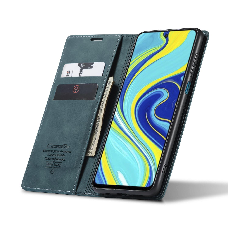 کیف کلاسوری کیس می مدل Retro مناسب برای گوشی موبایل شیائومی Redmi Note 9 Pro / Redmi Note 9 Pro Max/ Redmi Note 9s              ( قیمت و خرید)