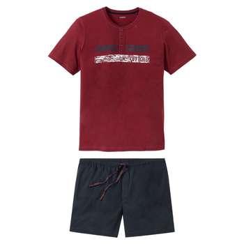 ست تی شرت و شلوارک مردانه لیورجی مدل OffRoad
