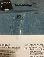 پیراهن مردانه لیورجی مدل gb2020 -  - 3