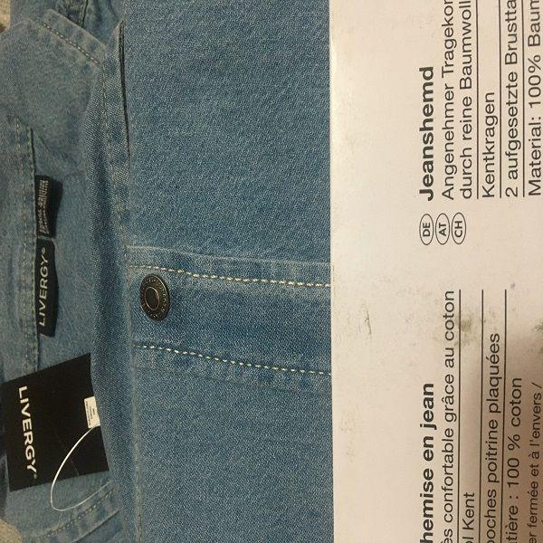 پیراهن مردانه لیورجی مدل gb2020 -  - 4