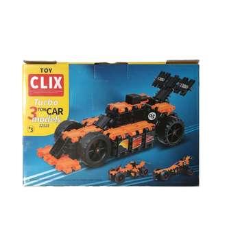 ساختنی مدل کلیکس