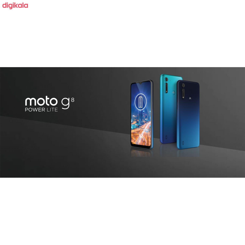 گوشی موبایل موتورولا مدل Motorola G8 Power Lite XT2055-1 دو سیم کارت ظرفیت 64 گیگابایت main 1 7