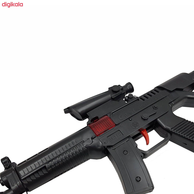 تفنگ بازی گلدن گان مدل naabsell115 main 1 1