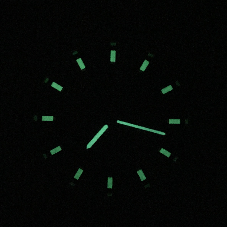 ساعت مچی عقربهای مردانه اوبلاک مدل 72698