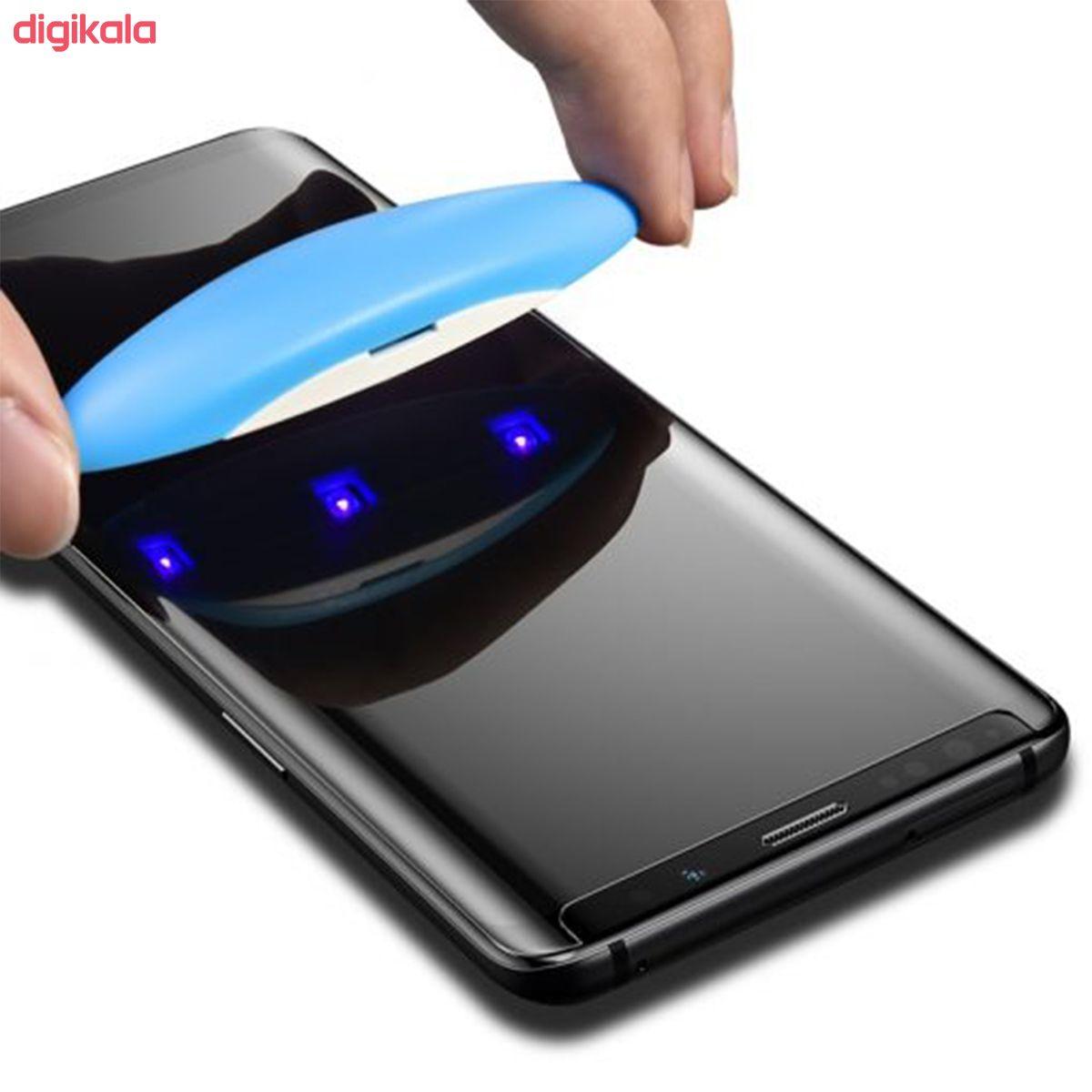 محافظ صفحه نمایش یووی مدل PHSI مناسب برای گوشی موبایل سامسونگ Galaxy note20 Ultra main 1 3