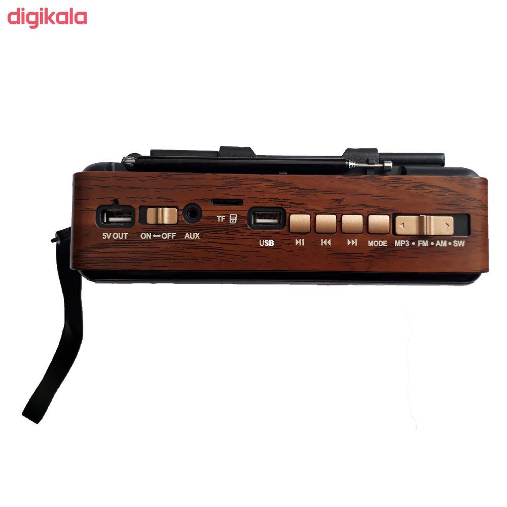 رادیو  می یر مدل M-521BT-S main 1 4