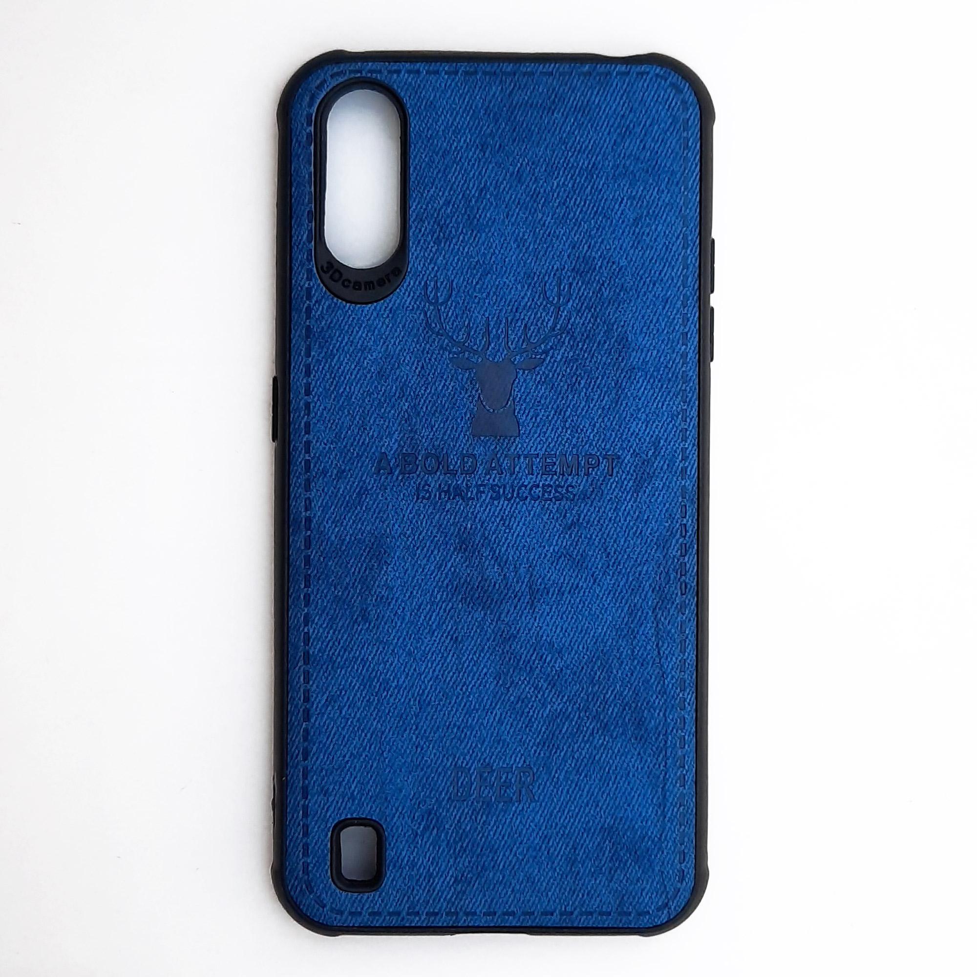 کاور مدل CO503 طرح گوزن مناسب برای گوشی موبایل سامسونگ Galaxy A01 main 1 7