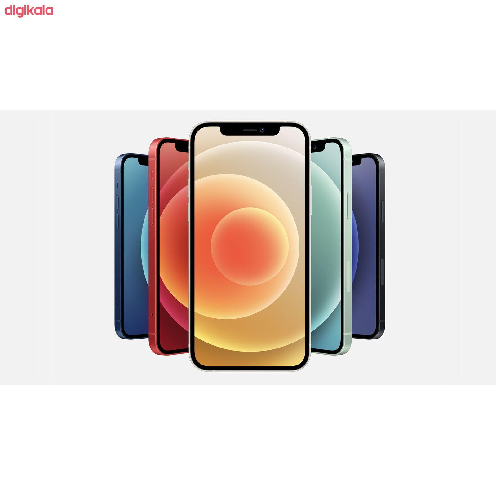گوشی موبایل اپل مدل iPhone 12 A2404 دو سیم کارت ظرفیت 256 گیگابایت  main 1 17