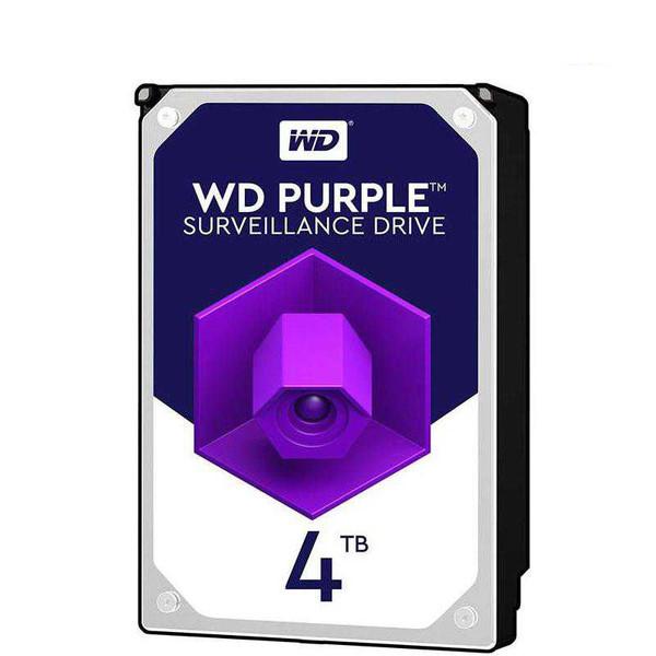 هارددیسک اینترنال وسترن دیجیتال مدل Purple WD40PURX ظرفیت 4 ترابایت