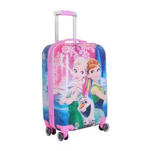 چمدان کودک طرح السا و آنا