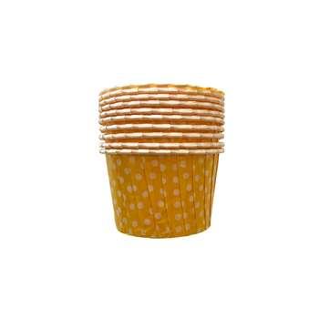 کپسول کاپ کیک مدل لوکس کد 006 بسته 10عددی