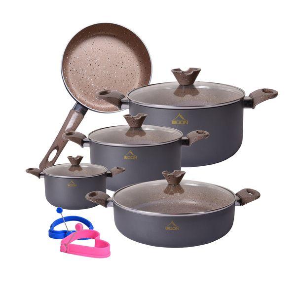 سرویس پخت و پز 11 پارچه وون مدل NewBismark