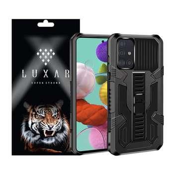 کاور لوکسار مدل kikstand-100 مناسب برای گوشی موبایل سامسونگ Galaxy A51