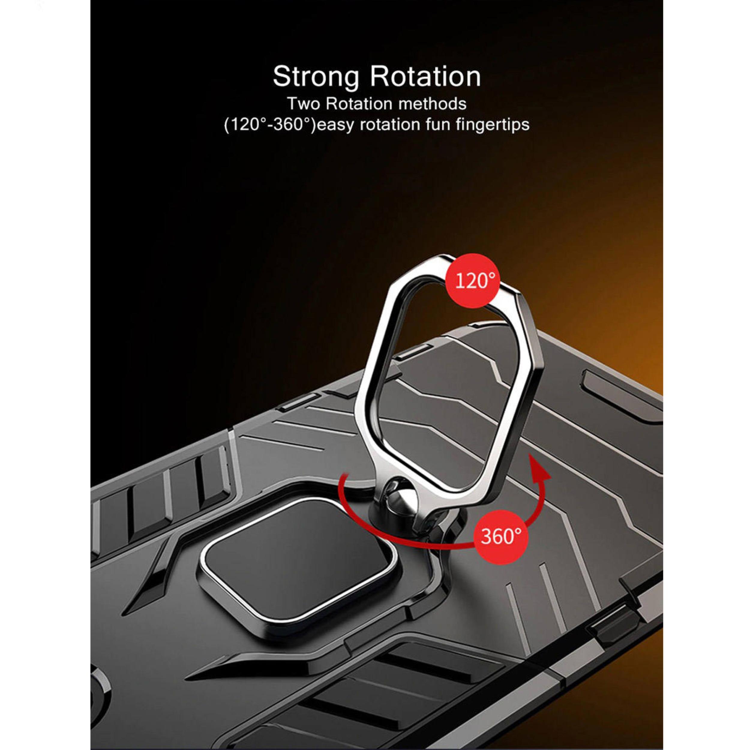 کاور کینگ پاور مدل ASH22 مناسب برای گوشی موبایل سامسونگ Galaxy A12 main 1 9