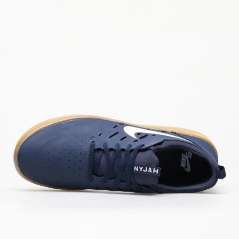 کفش راحتی زنانه نایکی مدل SB NYJAH