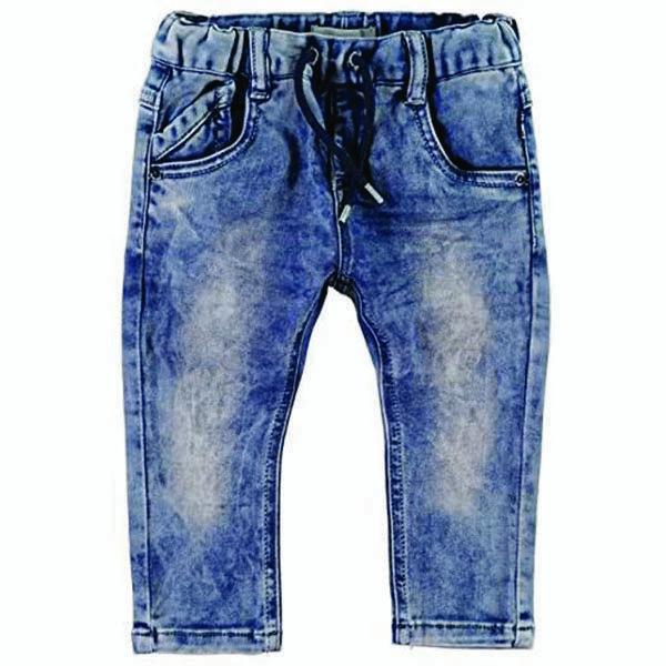 شلوار جین بچگانه نیم ایت مدل SHDPNI