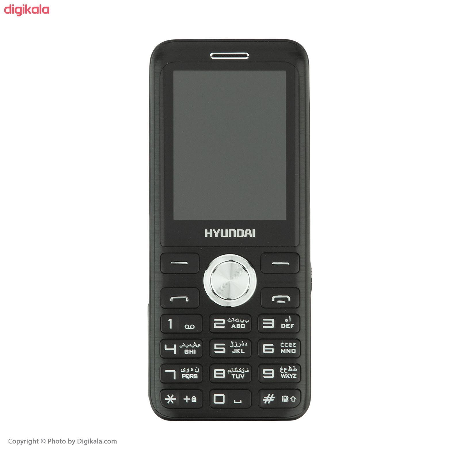 گوشی موبایل هیوندای مدل Seoul K3 دو سیم کارت main 1 8