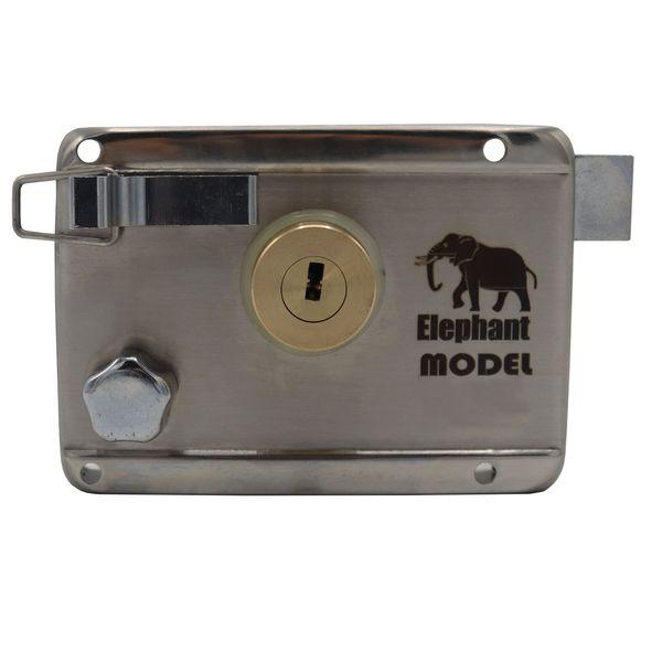 قفل در حیاطی الفنت مدل YPS-223