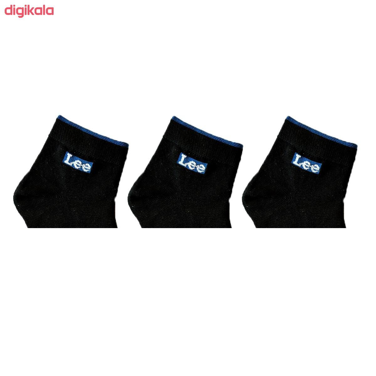 جوراب مردانه کد R100 بسته 3 عددی main 1 1