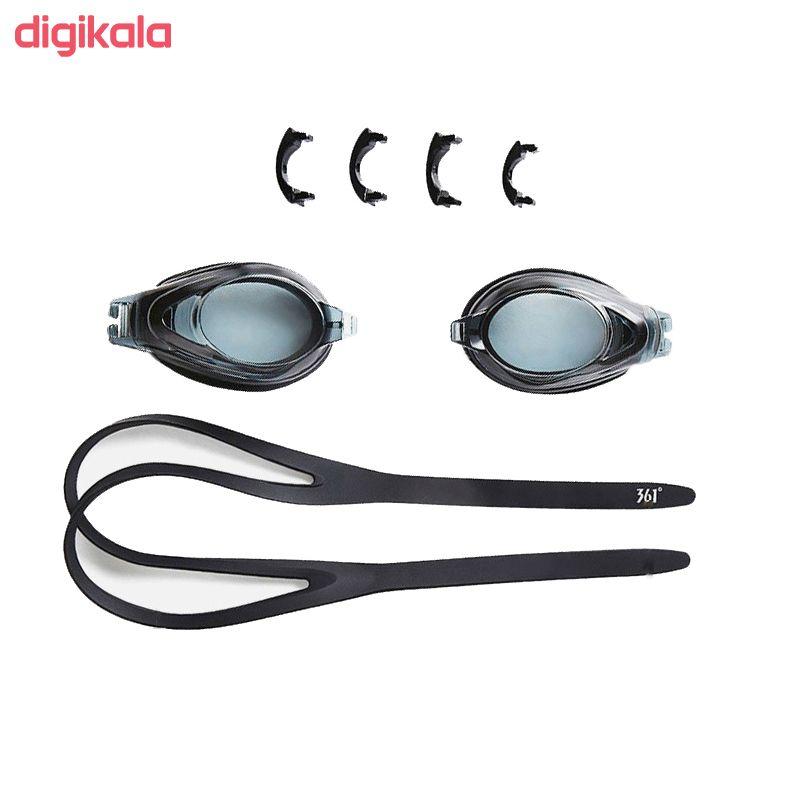 عینک شنا 361 درجه مدل 361186009 main 1 19