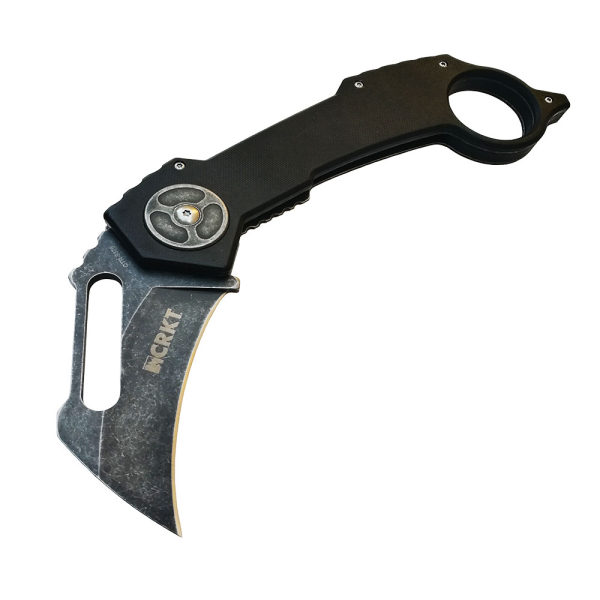 چاقوی سفری سی آر کی تی مدل L-5876