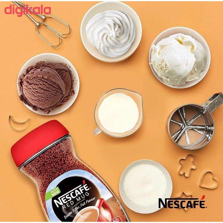 قهوه فوری رد ماگ نسکافه - وزن 100 گرم بسته 2 عددی main 1 2