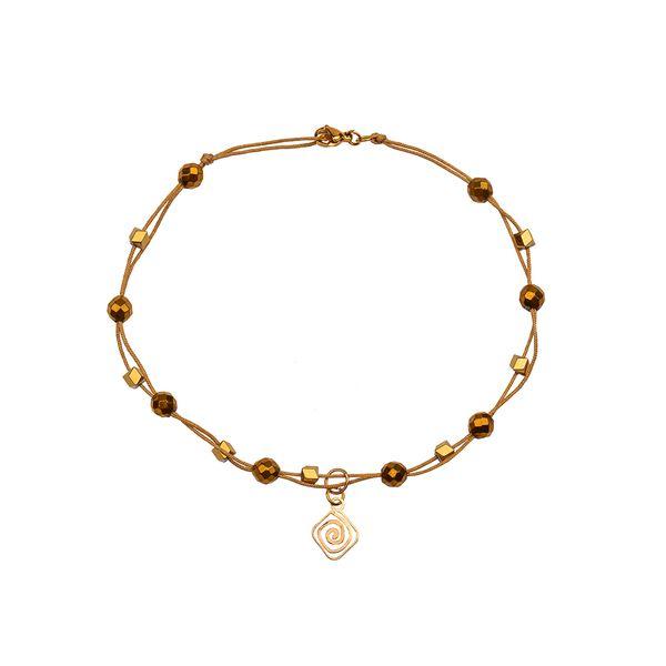 پابند طلا 18 عیار زنانه کرابو کد Kr2001