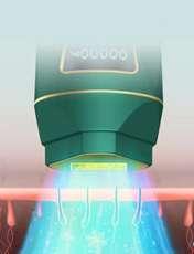لیزر بدن لسکلتون مدل T015C -  - 6