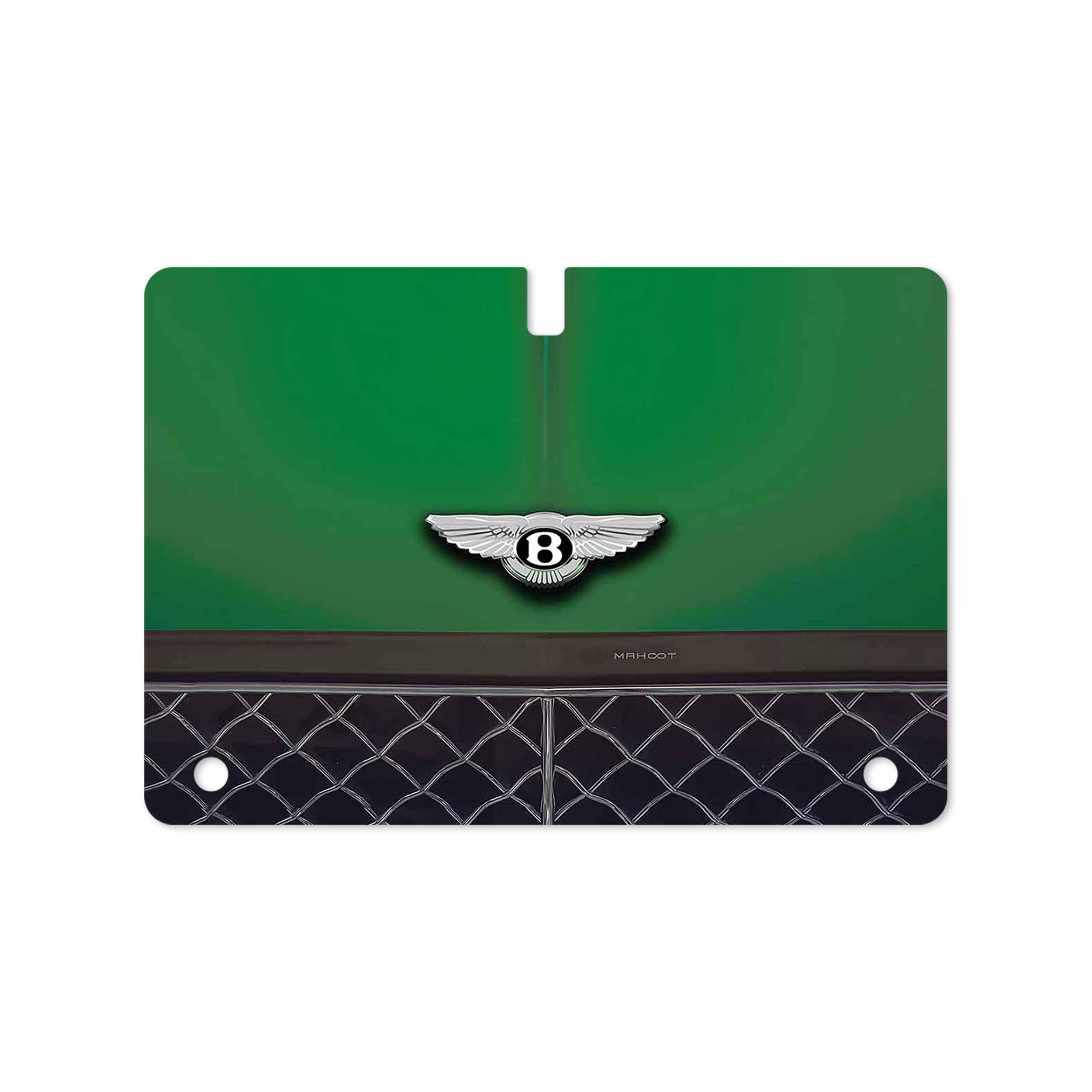 بررسی و خرید [با تخفیف]                                     برچسب پوششی ماهوت مدل Bentley مناسب برای تبلت سامسونگ Galaxy Tab S 10.5 2014 T805                             اورجینال
