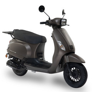 موتور سیکلت دایچی مدل VP 125 حجم 125سی سی