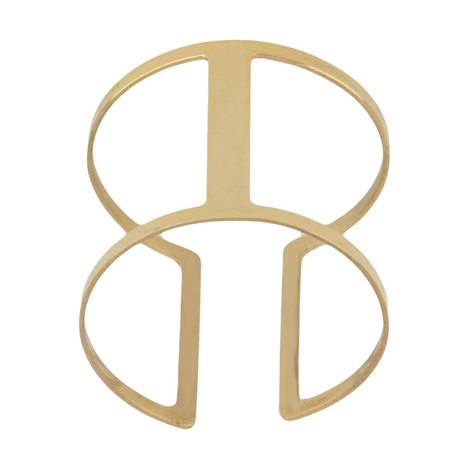 انگشتر طلا 18 عیار زنانه نیوانی مدل NR027 -  - 2