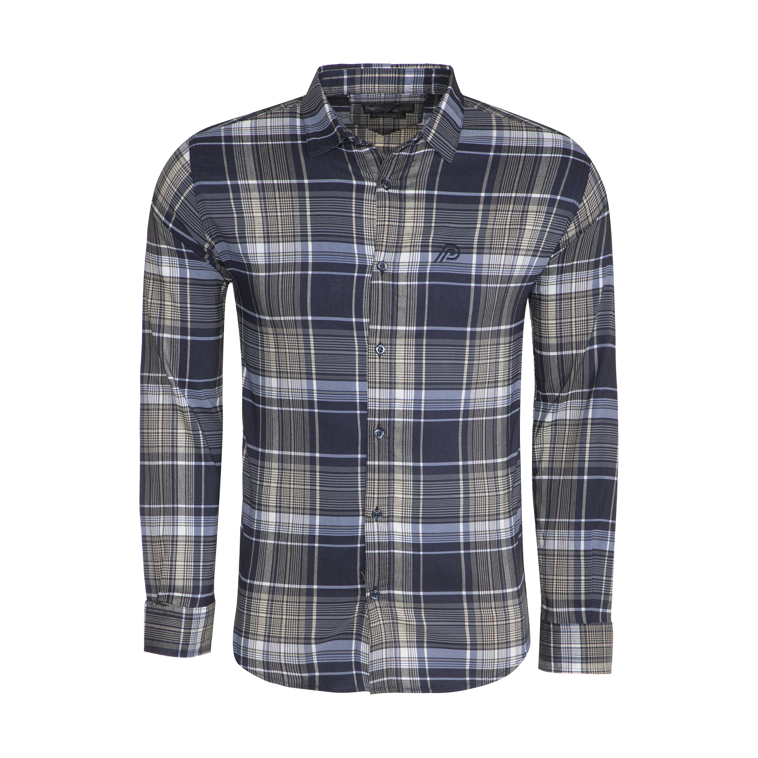 پیراهن مردانه پیکی پوش مدل M02407