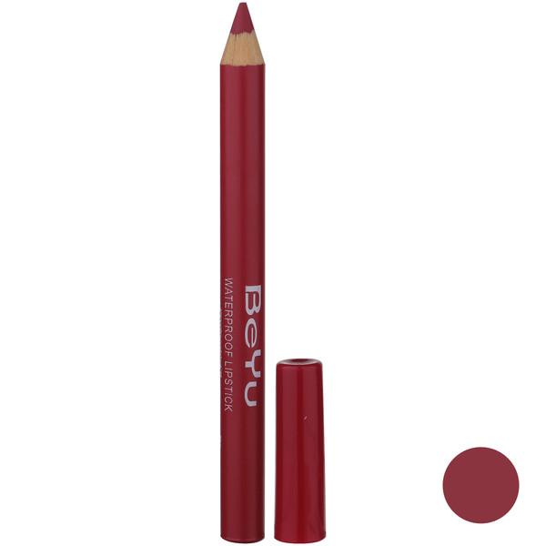 رژ لب مدادی بی یو شماره 01