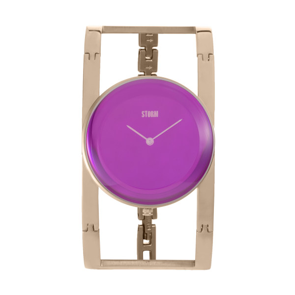 ساعت مچی عقربه ای زنانه استورم مدل ST 47323-RG
