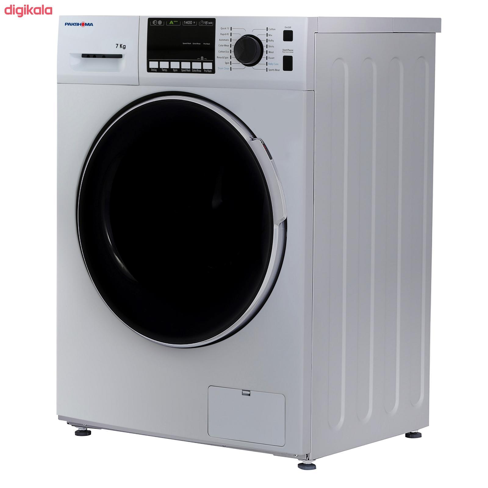 ماشین لباسشویی پاکشوما مدل TFU-74401 ظرفیت 7 کیلوگرم main 1 4