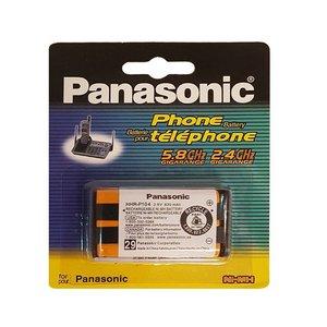 باتری تلفن بی سیم پاناسونیک مدل P-104 بسته 6 عددی