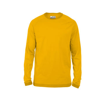 سویشرت مردانه فانتازیو کد ۱۳۲ رنگ زرد