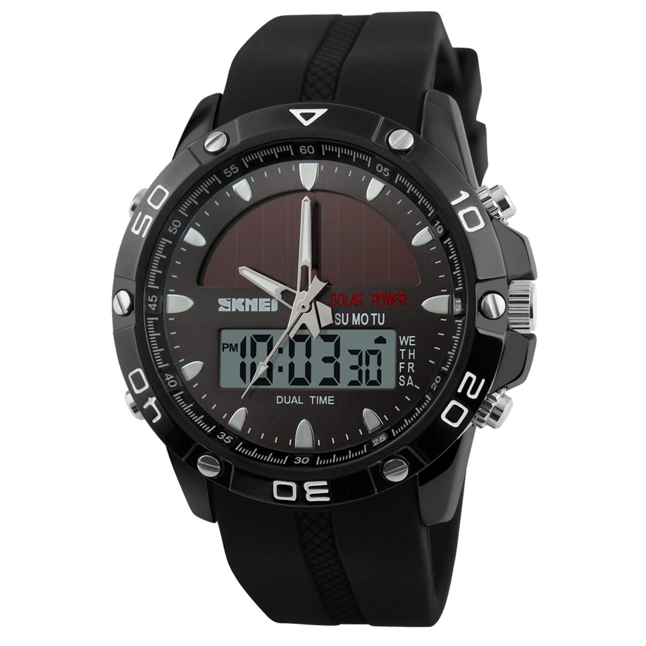 ساعت مچی عقربه ای مردانه اسکمی مدل 1064M-NP              ارزان