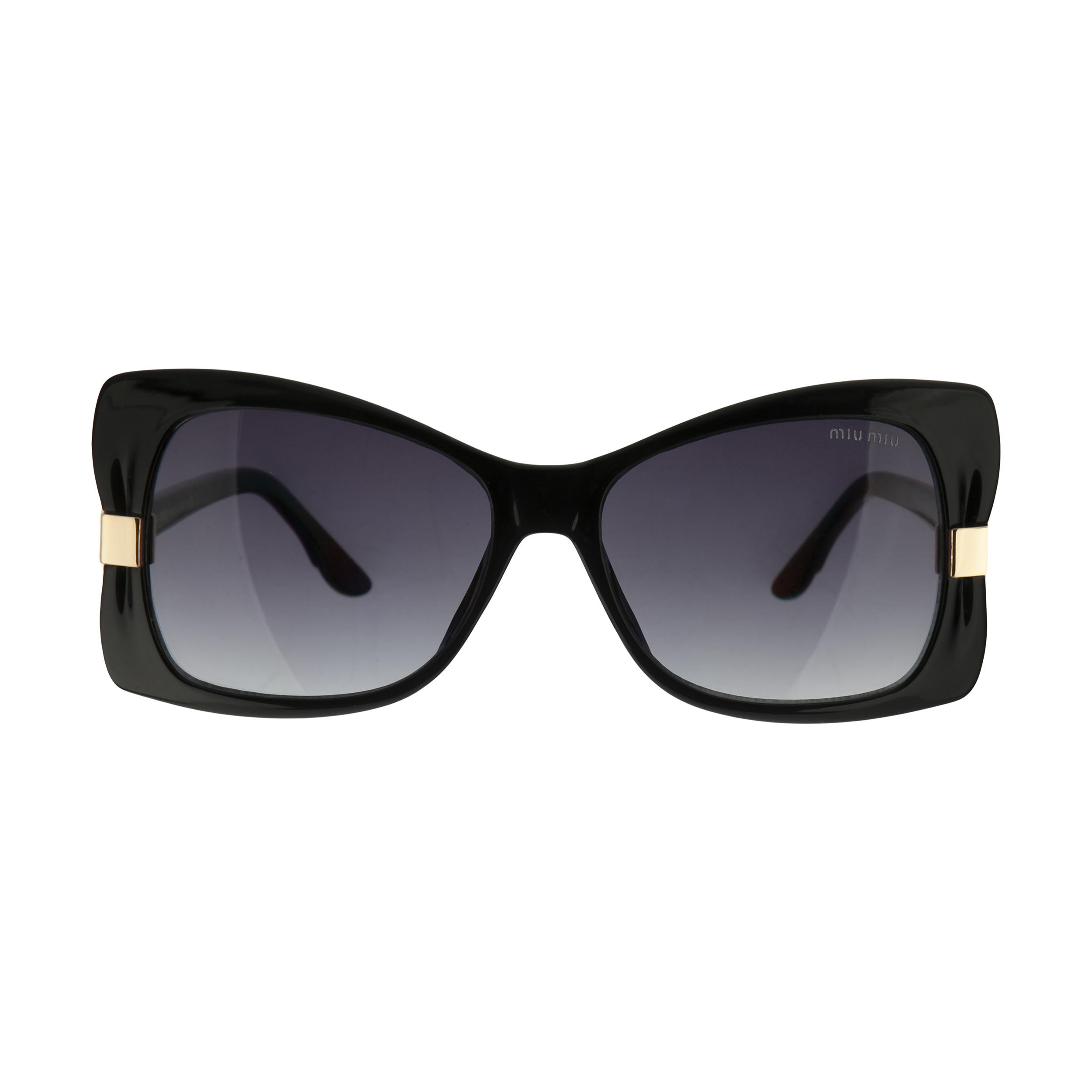 عینک آفتابی زنانه میو میو مدل 81G