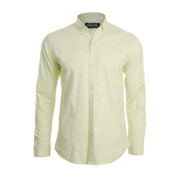 پیراهن آستین بلند مردانه ناوالس مدل GN
