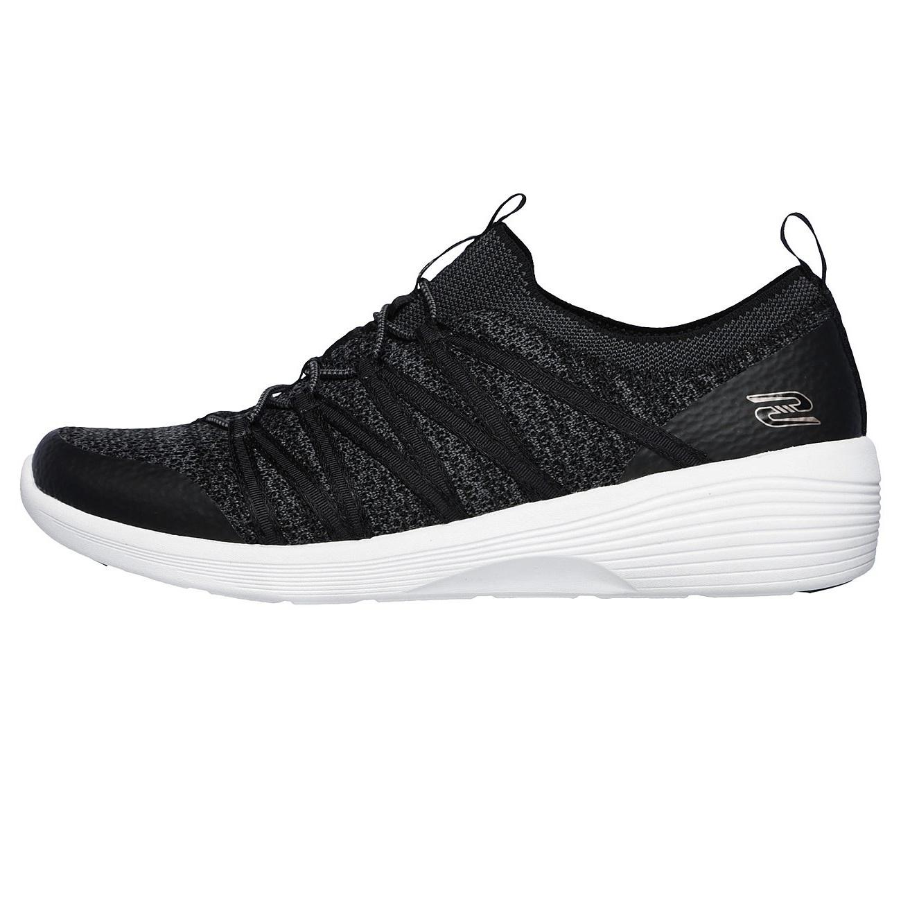 کفش پیاده روی زنانه اسکچرز مدل 23757BKW