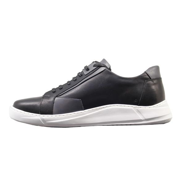 کفش روزمره مردانه چرم آرا مدل sh022