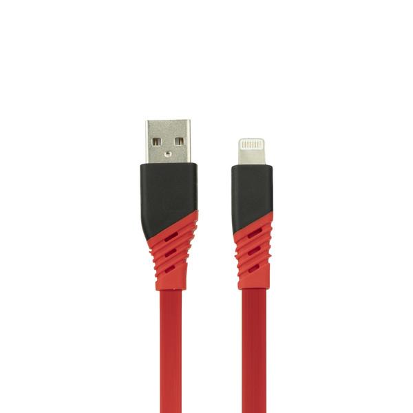 کابل تبدیل USB به لایتنینگ بیبوشی مدل A06 طول 1 متر