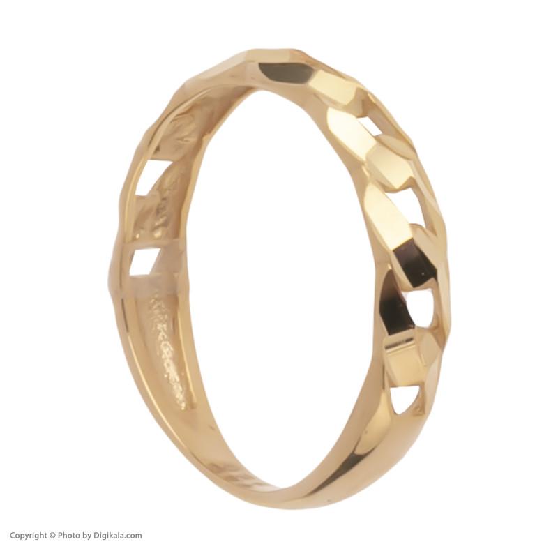 انگشتر طلا 18 عیار زنانه مایا ماهک مدل MR0477