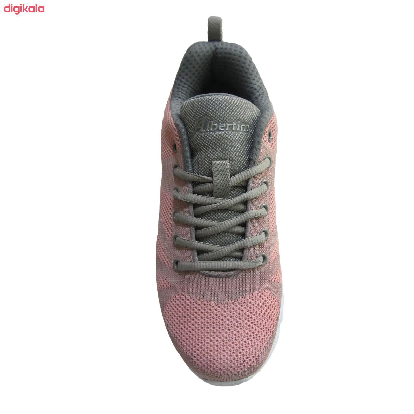 کفش مخصوص پیاده روی زنانه آلبرتینی مدل ستیا کد 01 main 1 1