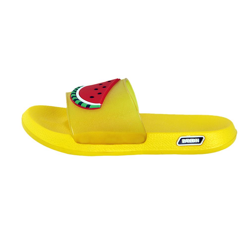 دمپایی دخترانه پایون مدل ترگل کد 013