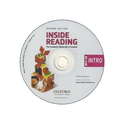 کتاب Inside Reading Intro اثر Arline Burgmeire انتشارات زبان مهر
