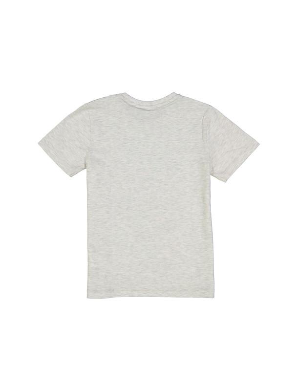 تی شرت نخی یقه گرد پسرانه - بلوکیدز