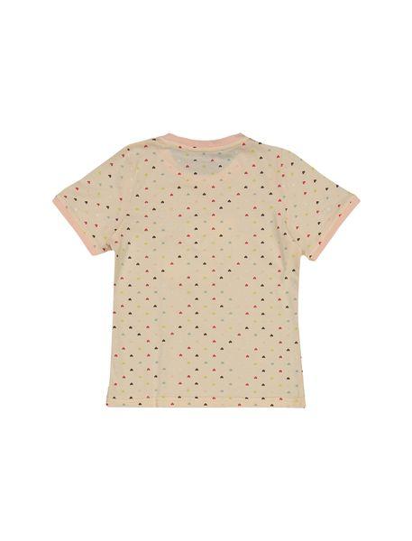تی شرت و شلوار نخی دخترانه خرس مهربان - گلبهي - 3